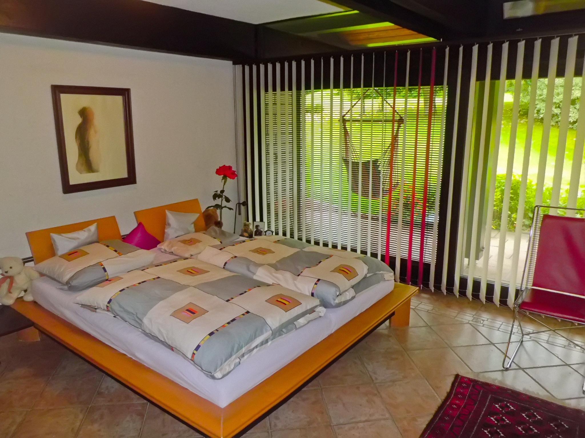 stilvolles Schlafzimmer